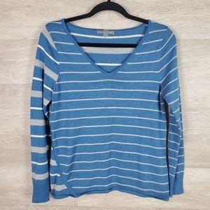Smartwool Merino Blend V neck Sweater Size S